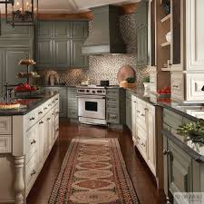 kitchen maid cabinet colors painted cabinets in neutral colors sage with cocoa glaze and
