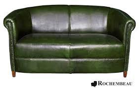 canapé en anglais canapé brighton canapé en cuir basane rochembeau