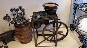 forge works artist blacksmith gamkalvė youtube