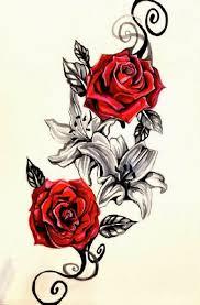 imagenes rosas tatoo tatuajes de rosas significado y 70 ideas belagoria la web de
