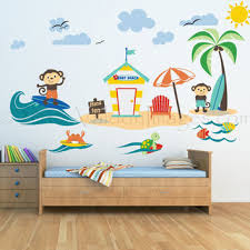 Monkey Nursery Wall Decals Best Nursery Decals Products On Wanelo