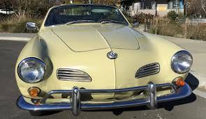 vw karmann ghia 1967 volkswagen karmann ghia for sale 2044825 hemmings motor news