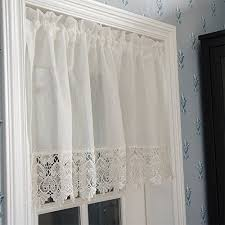 Small Window Curtain Decorating Sheer Kitchen Window Curtains Decorating Mellanie Design