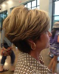 wedge haircuts for women over 60 how to make women over 60 look younger short hairstyles 2018