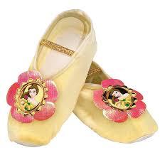 amazon com belle ballet slippers costume toys u0026 games