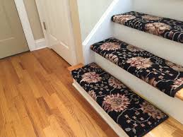 Laminate Flooring Bullnose Midnight Custom Wool True Bullnose Carpet Stair Tread New Zealand