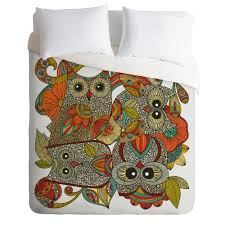 cute owl bedding sets and duvet covers for owl lovers