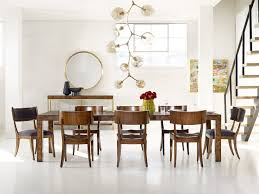 long board rectangle dining table w 2 20in leaves hs158675200bbrn
