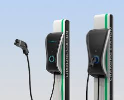 ev charging station on behance electric charging station