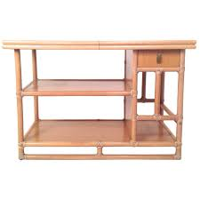Buffet Modern Furniture by Mcguire Bamboo Expandable Bar Server Buffet For Sale At 1stdibs