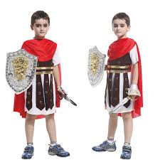 Roman Soldier Halloween Costume Cheap Kids Roman Soldier Costume Aliexpress