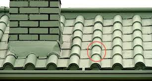 Barrel Tile Roof Mastering Roof Inspections Tile Roofs Part 1 Internachi