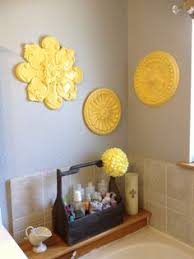 Grey And Yellow Bathroom Ideas A Look Inside Sarah U0027s House Sarah Richardson Marble Countertops