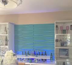 3d wall panels ikea kallax bar hack my projects pinterest