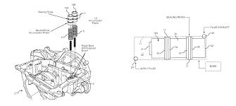 lexus rx300 valve stem seals patent us8671569 accumulator bore repair kit and replacement