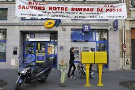 bureau de poste ouvert le samedi aussi ferme ses bureaux de poste