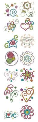 free machine embroidery designs to disney embroidery