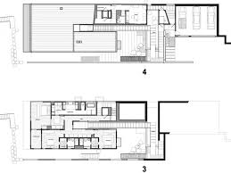 steep hillside house plans steep slope home plans