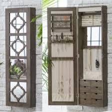 jewelry box wall mounted cabinet jewelry organizer wall mount cabinet armoire wall mounted