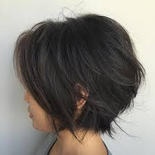 graduated layered blunt cut hairstyle timeless graduated bob haircuts 2018 hairdrome com