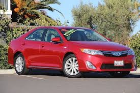 toyota camry hybrid for sale by owner used 2012 toyota camry hybrid for sale sunnyvale ca
