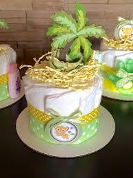 lion king inspired baby shower 4 lion king mini diaper cake