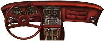 custom c3 corvette dash 1976 chevrolet corvette c3 minimal changes