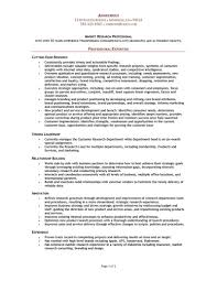 Best Resume Headline For Business Analyst by Research Manager Resume