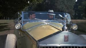 yellow rolls royce movie jay gatsby u0027s brown suit and yellow rolls royce 1974 version