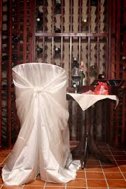Silver Chair Covers Satin Universal Chair Cover Silver