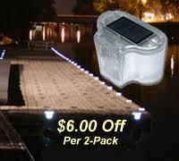 solar dock lights solar dock lights for ez dock boat docks amazing homes