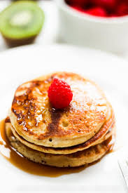 Protein Pancakes With Cottage Cheese by No Flour Protein Packed Pancake Recipe Practical Stewardship