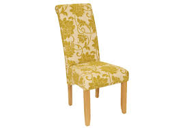 chair yellow dining chair