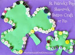 st patrick u0027s day crafts snacks and activities for kids kids
