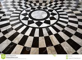 black and white marble floor pattern stock images image 28137324