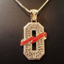 hip hop jewelry necklace images Accessories ovo octobers very own gold pendant hip hop chain jpg