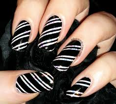 nail art black ande nail art toe grey ideas designs awesome