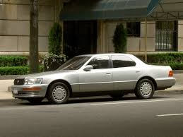 lexus ls custom the history of lexus