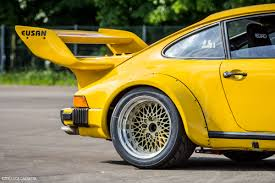porsche yellow the speed yellow porsche 934 5 cranked minds