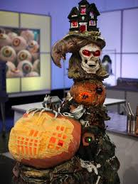 a vs evil wars dessert cake from the show wars on the food network