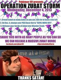Zubat Meme - zubats