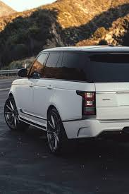 matte white range rover 8 best range rover images on pinterest car dream cars and