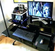 bureau gaming bureau informatique gamer bureau pc meuble incroyable bureau gamer