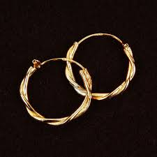 gold sleeper earrings sterling silver sleeper earrings gold plated