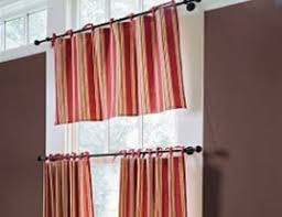 Cafe Kitchen Curtains Sheer Cafe Kitchen Curtains Decorating Tips For Café Kitchen