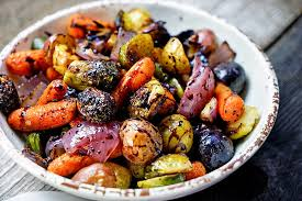 produce thanksgiving roasted vegetables