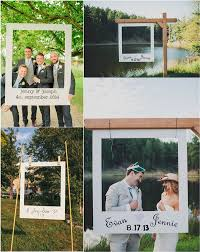 wedding photo booth ideas 7 creative polaroid wedding ideas cool to pass up