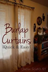 the 25 best burlap curtains ideas on pinterest burlap kitchen