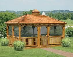 backyard design ergonomic image of gazebo pergola designs