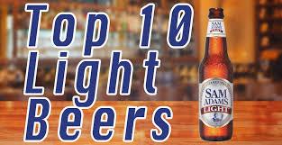 bud light beer advocate top 10 light beers youtube